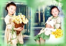 儿童写真模板0106