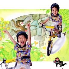 儿童写真模板0077