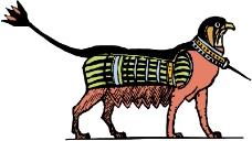 传说想象中的动物0336