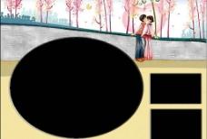 韩式风格相框11图片