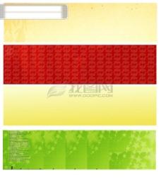 背景素材,黄 红 绿 可以放大
