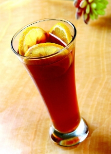 港式冻柠檬茶图片