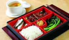 馒鱼饭 西餐  美食图片