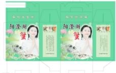 阳澄湖螃蟹包装盒图片