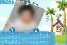 月历  2009图片