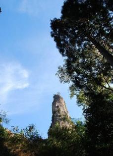 雁荡山美景图片