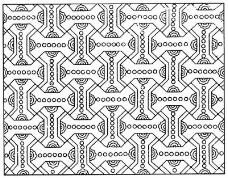 几何花纹0121