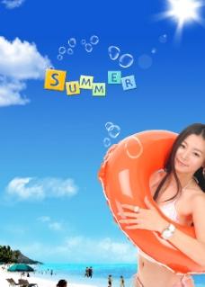 夏日海报 2图片
