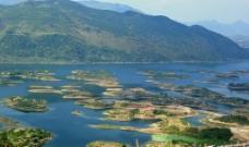 仙岛湖风光图片
