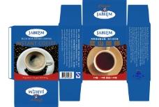 极品蓝山咖啡包装图片