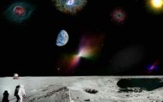 太空十景圖片