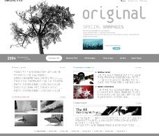 韩国家居网页图片
