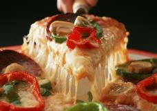 意大利面披萨沙拉0150