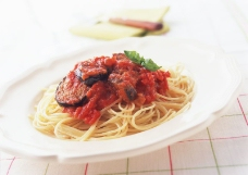 意大利面披萨沙拉0124