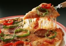 意大利面披萨沙拉0151