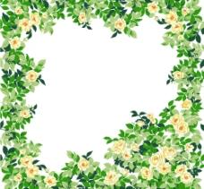 分层花卉边框图片