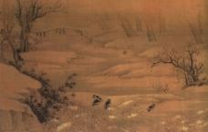 传世山水国画图片
