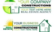 房子地产logo图片