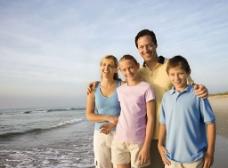 家庭旅行图片