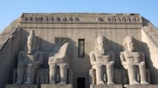 埃及雕像图片