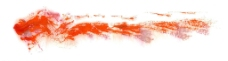 红色墨迹图片