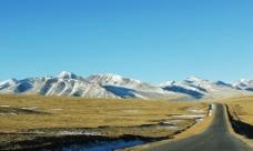 青藏公路图片