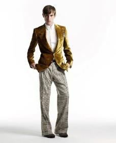 男模特 YSL2008图片