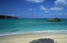 海滩风光图片