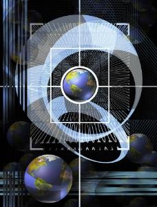 全球化电子通讯图片