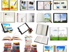 书籍相片系列图片