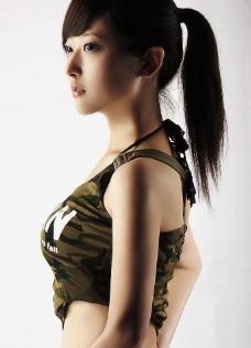 高清美女 03 wlss图片