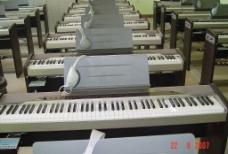 电子琴音乐教室图片