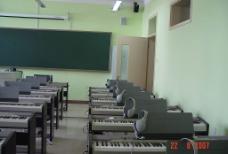 电钢琴教室图片