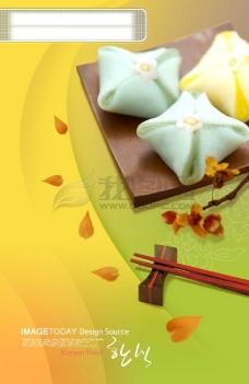 餐飲食品廣告 戶外食品中餐 中華美食食品美食 psd分層素材源文件