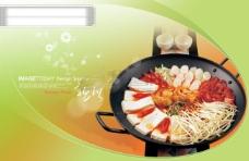 餐飲食品廣告 戶外食品中餐 食品美食  psd分層素材源文件