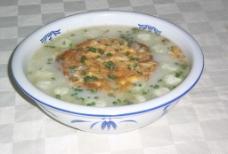 泥鳅荷包蛋煮丝瓜图片