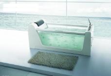 卫浴样板间图片
