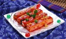 泰式炭烧茄图片