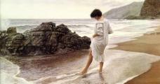 美国水彩画家 作品 63图片