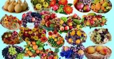 水果及水果篮图片