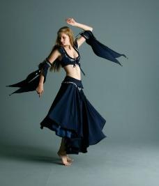 国外跳舞美女图片