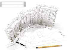 3D建筑物与平面图6