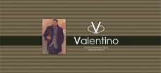 Valentino包裝設計圖片